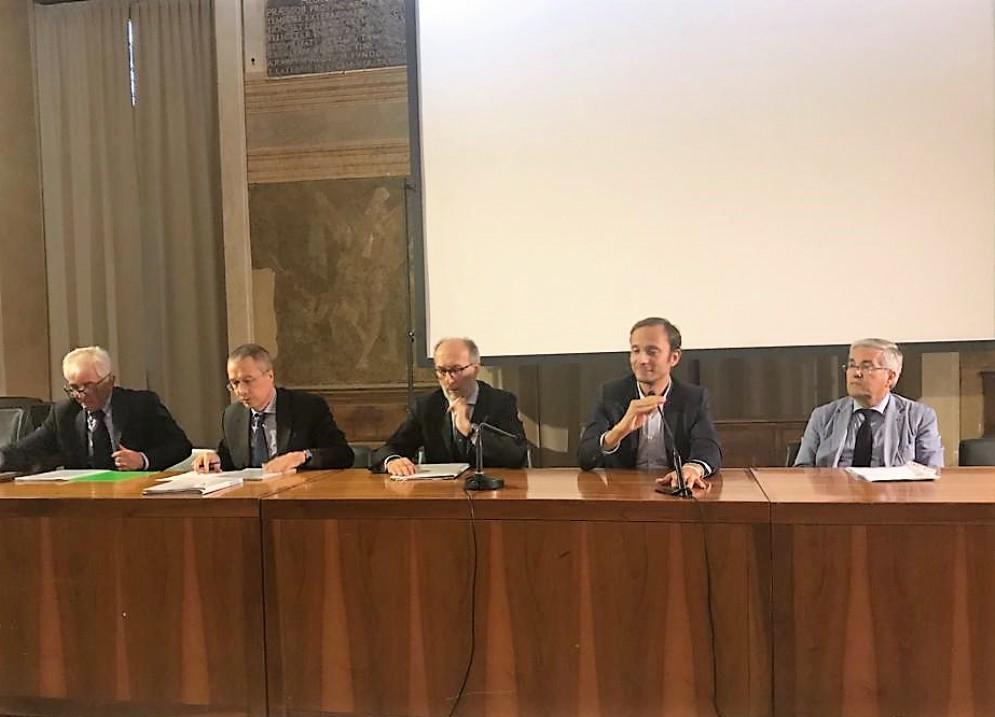 Incontro a Udine con governatore e vice governatore della Regione