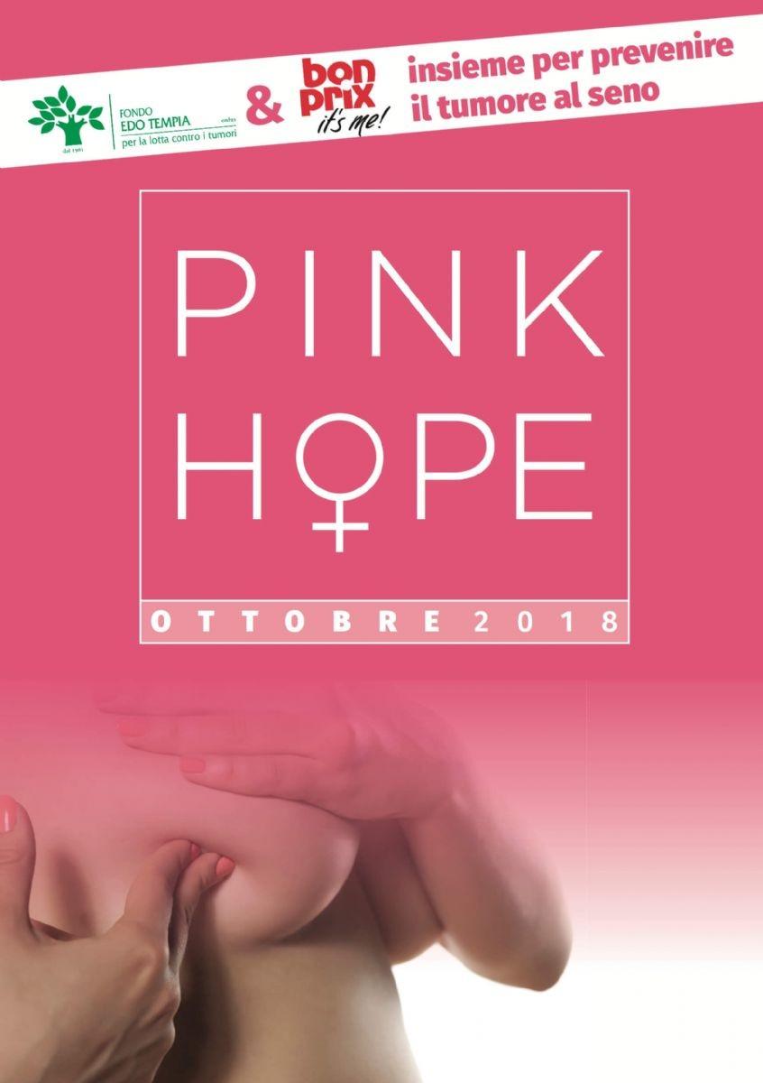 Fondo Edo Tempia e bonprix insieme nel mese della prevenzione del tumore al seno