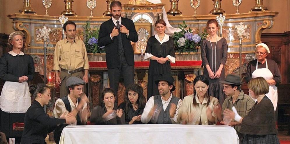 Spettacolo di Frassati a Biella il 6 ottobre
