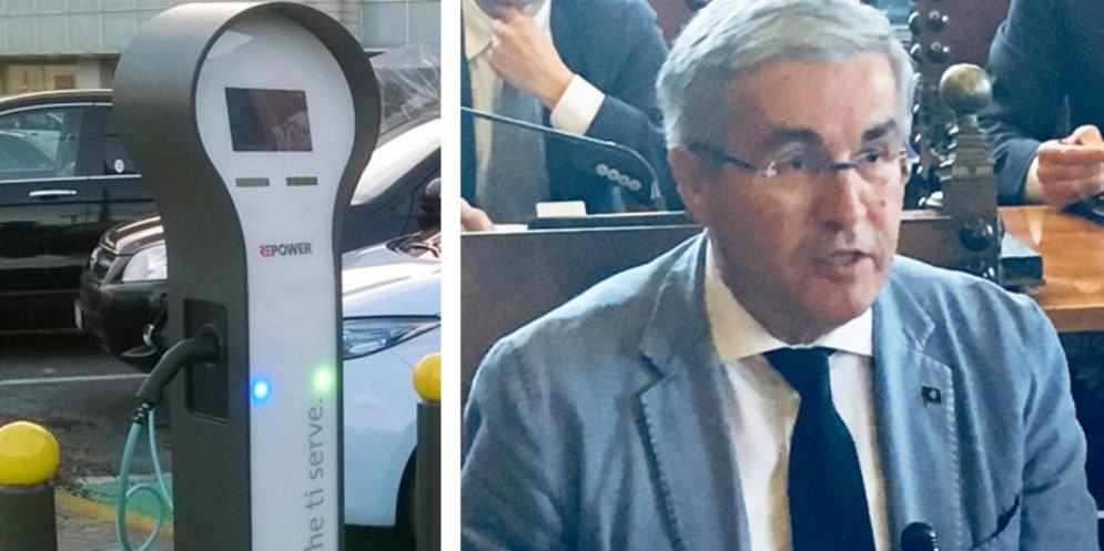 Udine, il Comune vuole incentivare l'uso delle auto elettriche in città