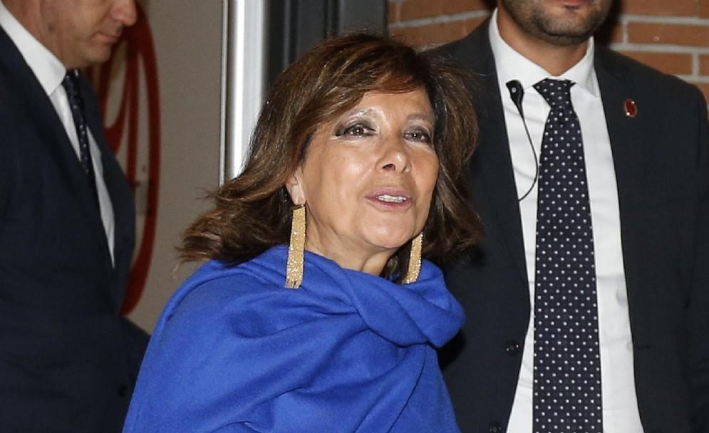 Il presidente del Senato, Maria Elisabetta Alberti Casellati