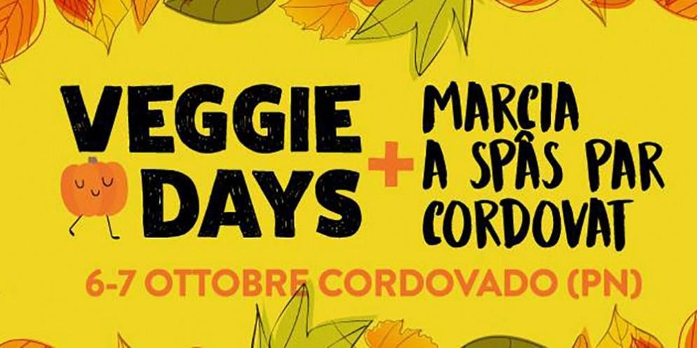 "Tornano i ""Veggie Days"" e la 10° Marcia ""A Spas par Cordovat"""