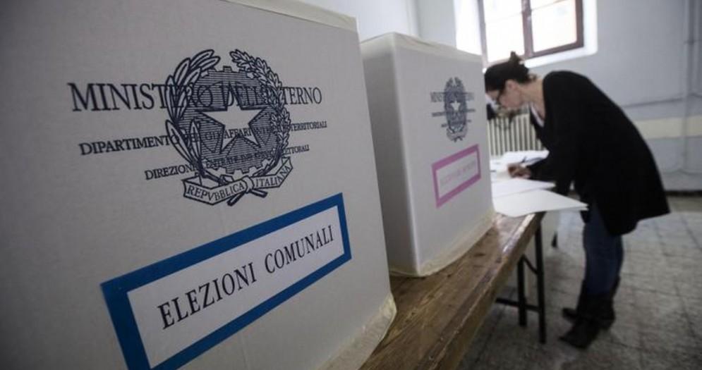 Seggio elettorale - Immagine di repertorio