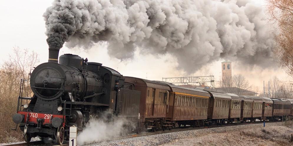 Torna il treno storico in Pedemontana per la Sagra della Cipolla Rossa di Cavasso Nuovo