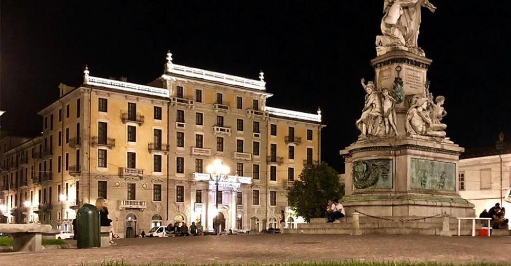 L'NH Hotel di piazza Carlina