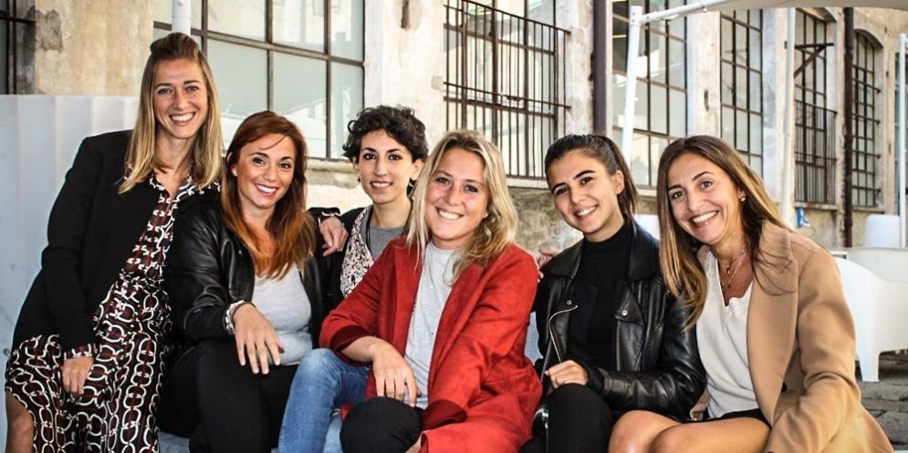 Per il World Smile Day un sorriso dalle ragazze del SellaLab