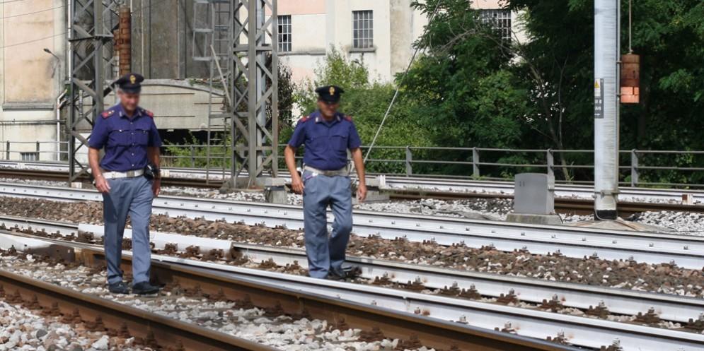 Operazione Rail safe day: 88 persone controllate e due sanzionate
