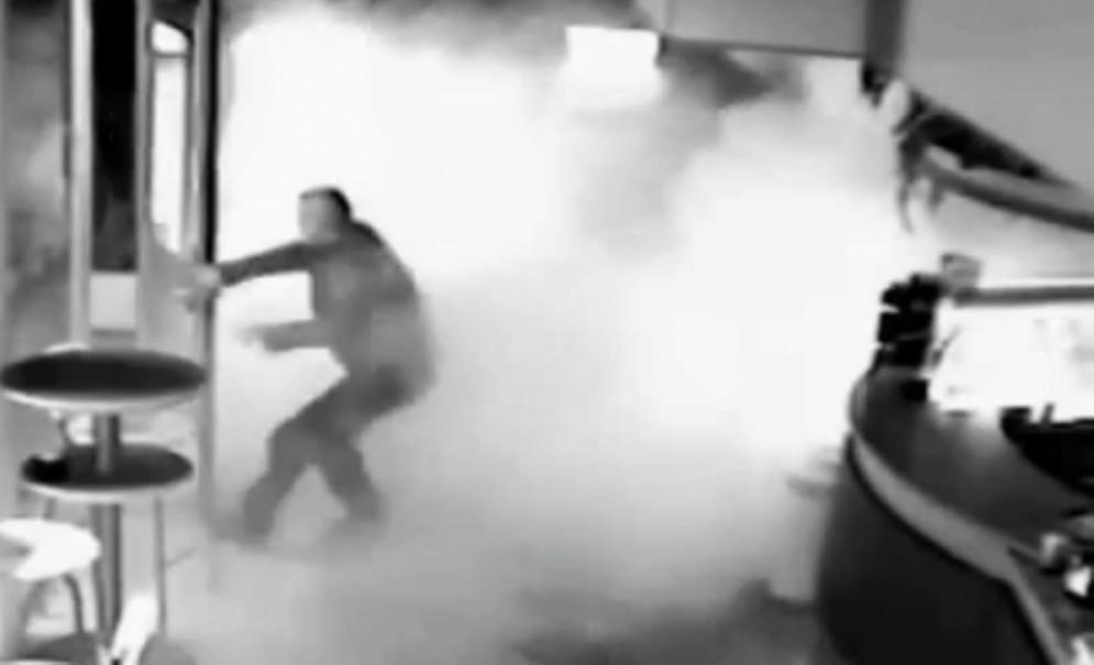 Twins Bar nel mirino dei ladri, ma la nebbia fa saltare il colpo