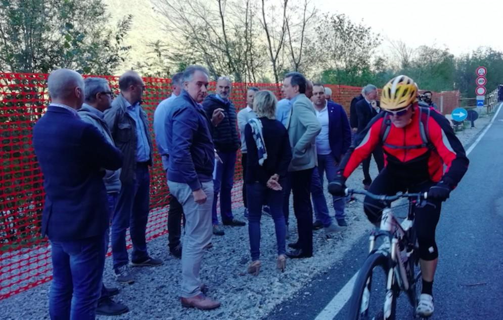 Ciclovia Alpe Adria: l'obiettivo è completare il tratto tra Resiutta e Carnia