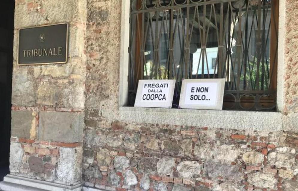 Crac Coopca: rinviati a giudizio tutti i 16 imputati