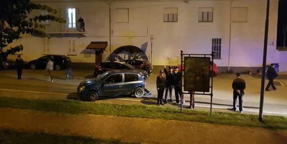 Automobilista in fuga sul raccordo Torino-Caselle, spari per fermarlo