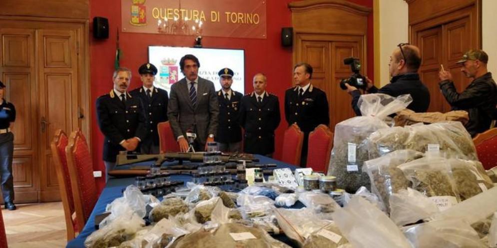 Il Questore di Torino, Francesco Messina