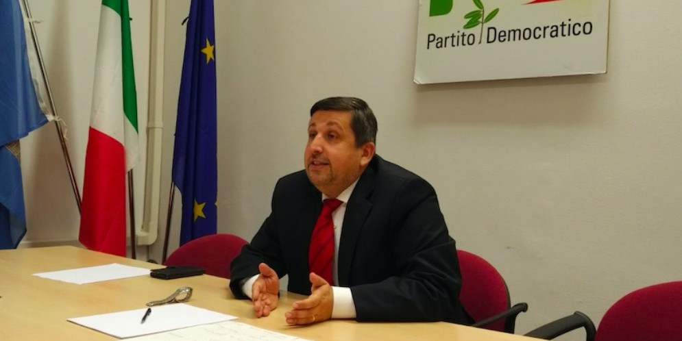 Salvatore Spitaleri, Segretario regionale del PD