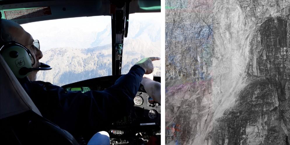 Malborghetto, interdetta l'area della frana dal monte Foronon del Buinz
