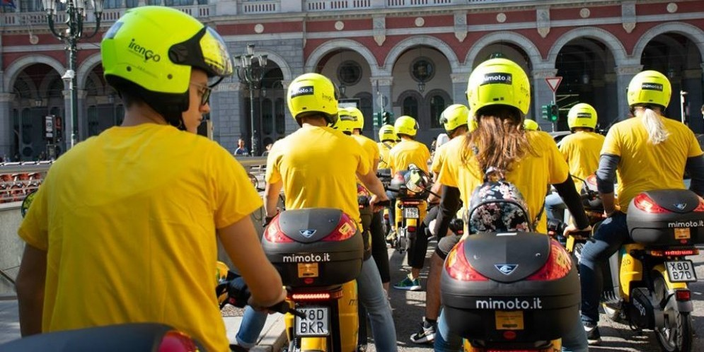 Scooter sharing MiMoto nei mirino dei ladri: la polizia li trova grazie al Gps