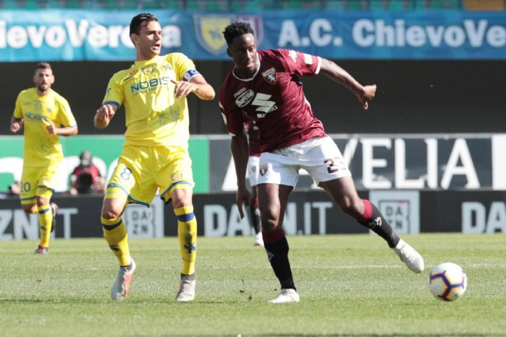 Soualiho Meité, calciatore del Torino