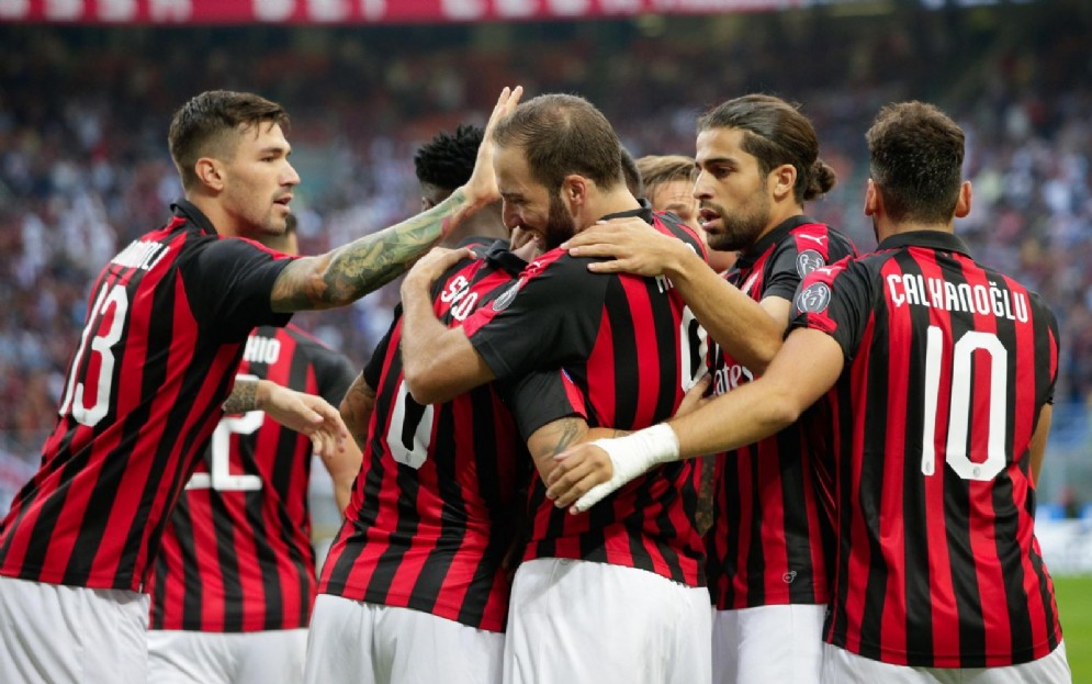 Il Milan di Gattuso tenta la rimonta in campionato e il consolidamento in Europa