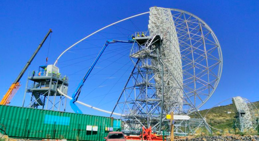 Telescopio a raggi gamma più grande dell'emisfero nord: nel team c'è anche l'UniUd
