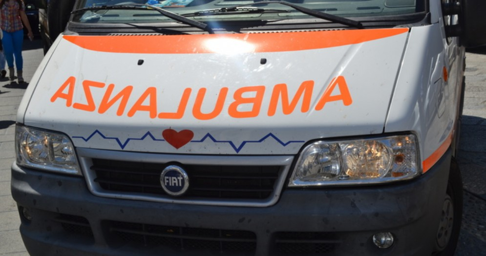 Ambulanza - Immagine di repertorio