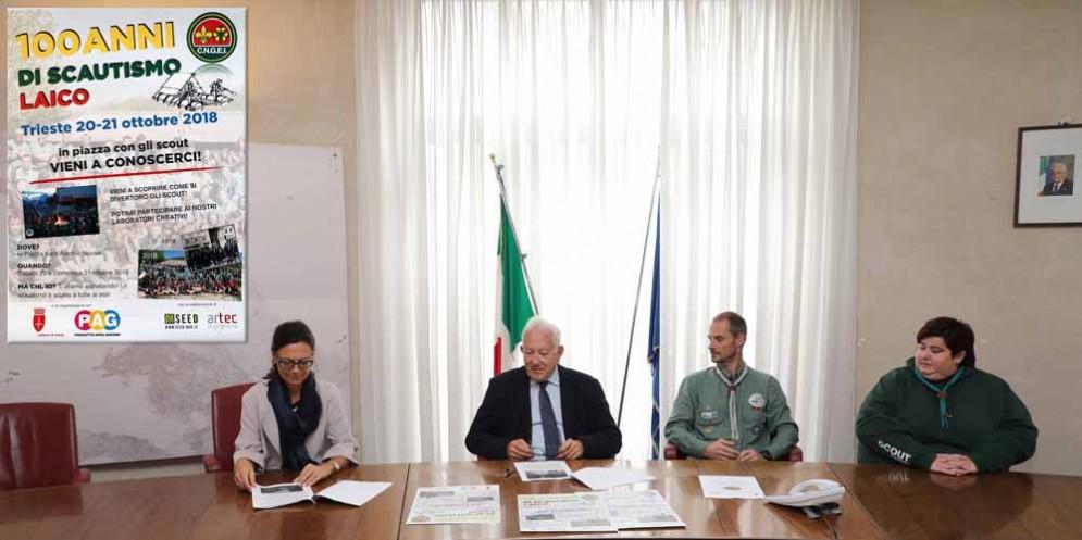 '100 anni di scoutismo laico a Trieste': appuntamento nel fine settimana