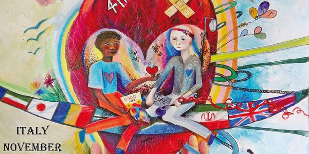 L'arte dei pazienti pediatrici di 26 paesi del mondo, in mostra a Udine