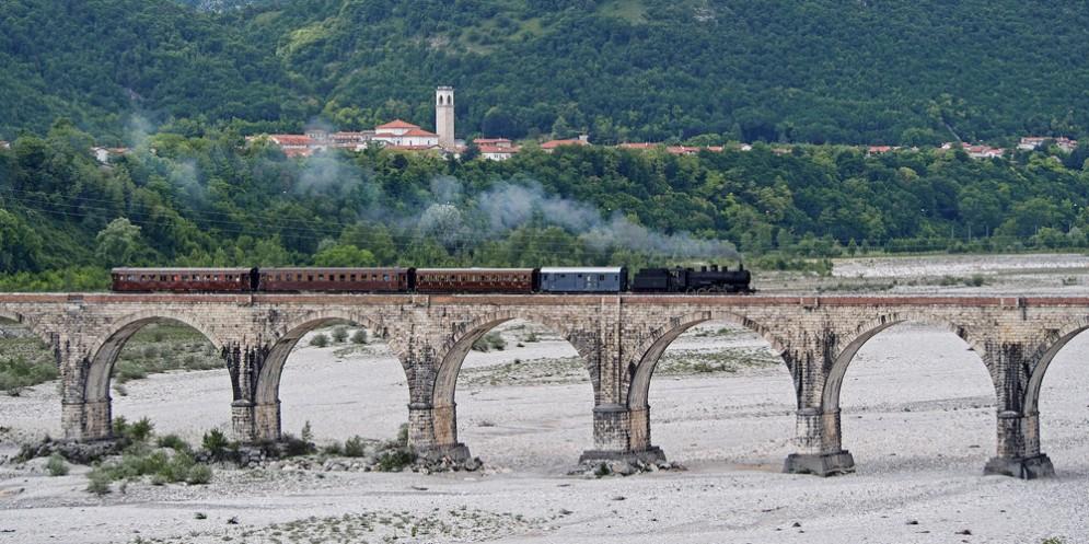 Treni storici in Fvg, continuano le cose: ecco le prossime date