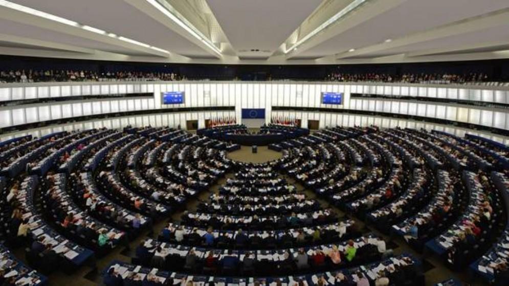 La sede dell'Europarlamento