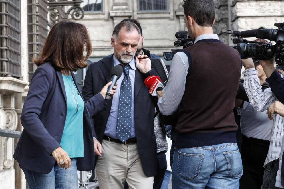 Il sottosegretario all'Economia Massimo Garavaglia