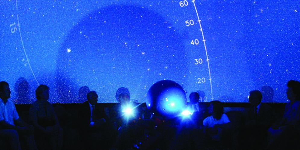 All'Immaginario Scientifico domenica il planetario è per i più piccoli