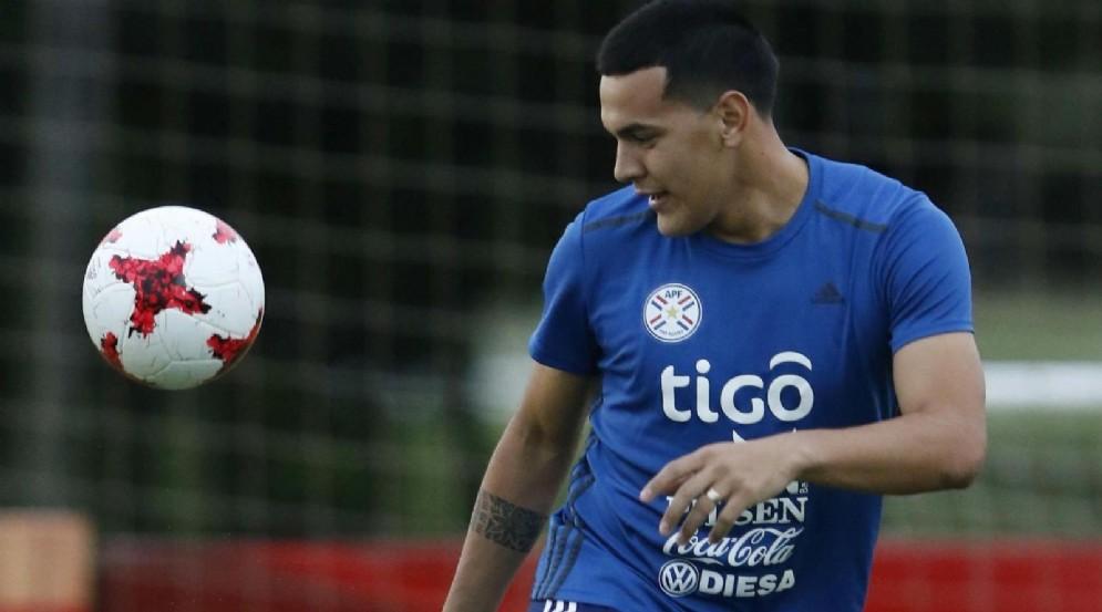 Gustavo Gomez, difensore paraguaiano del Milan in prestito al Palmeiras