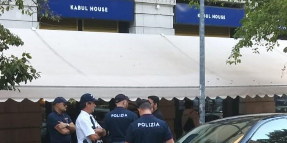 La Polizia chiude per 7 giorni la 'Kabul House' di via Roma