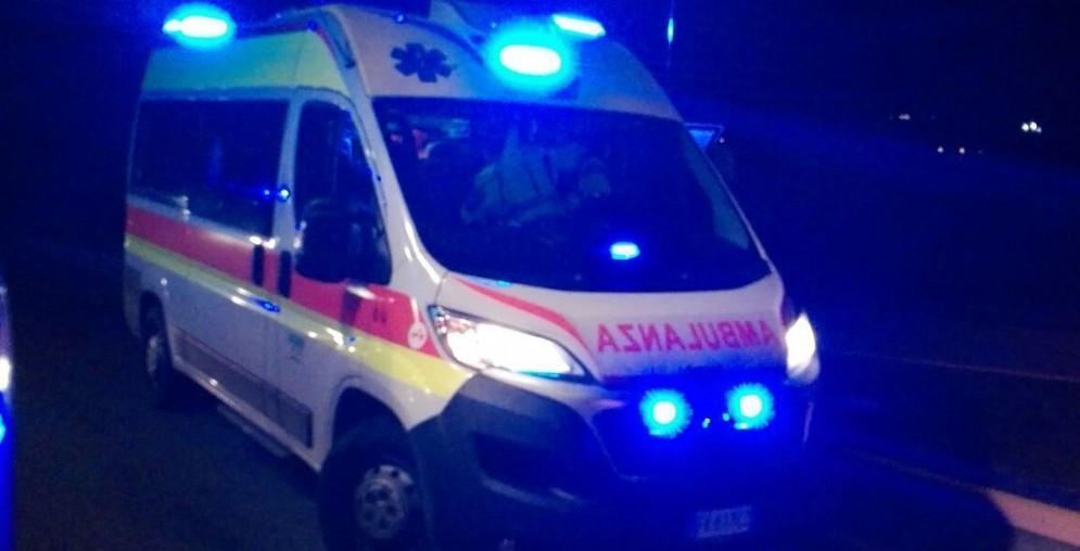 Scontro tra un'auto e un trattore a Rive D'Arcano: feriti due 80enni