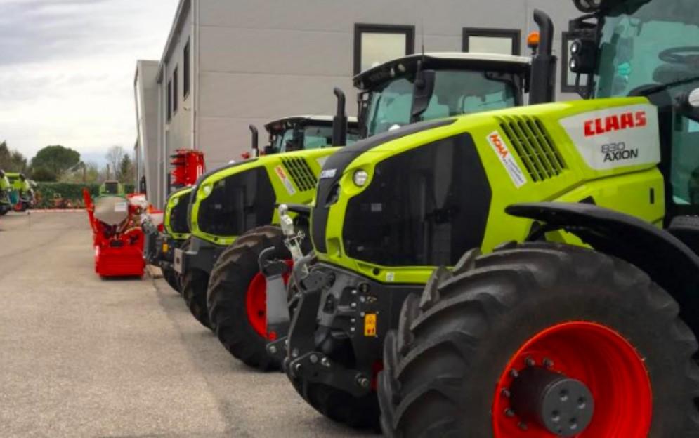 Furto alla Acma: spariti 3 trattori da 150 mila euro