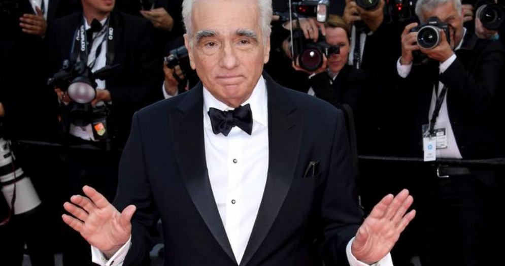 Martin Scorsese premiato alla Festa del Cinema di Roma