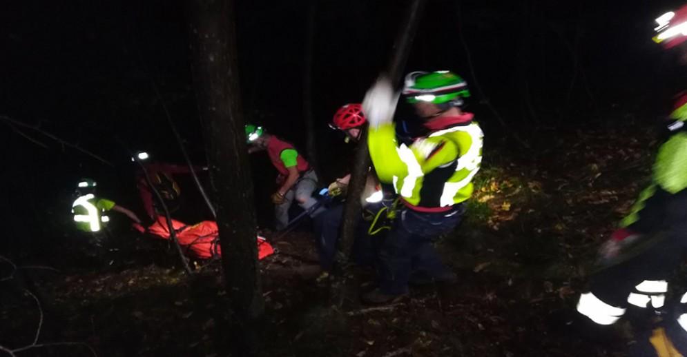 Dramma in montagna, morti due escursionisti: i corpi ritrovati nella notte (archivio)