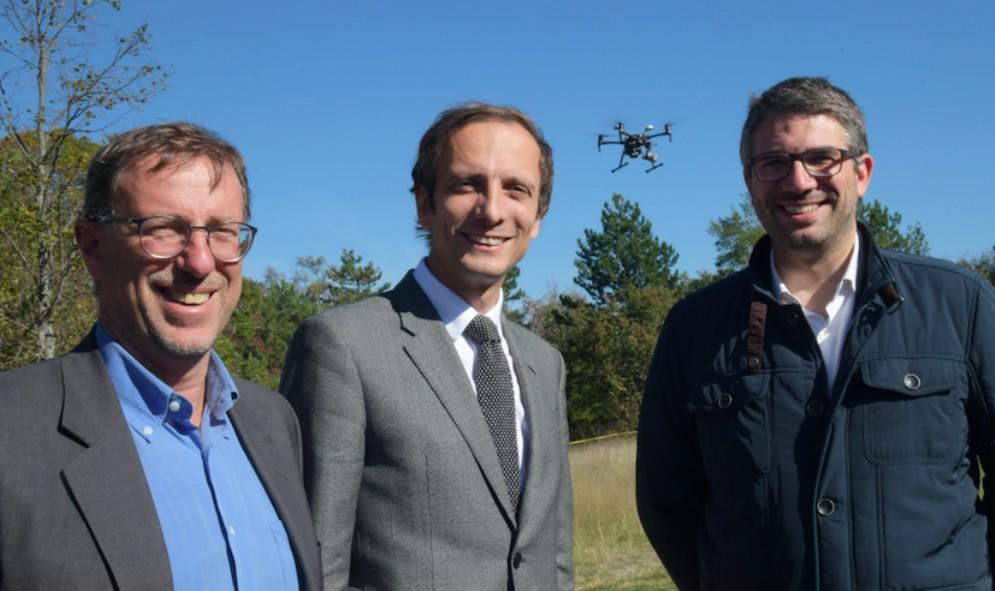 Sicurezza, Fedriga: «La tecnologia dei droni utile per gestire le emergenze»