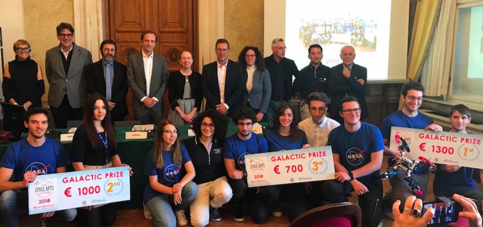 Con Nasa Space Apps Challenge Trieste è punto riferimento europeo per l'innovazione