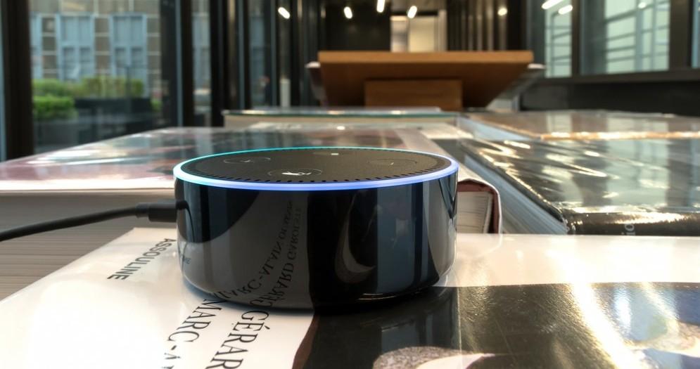 Alexa di Amazon da oggi in Italia