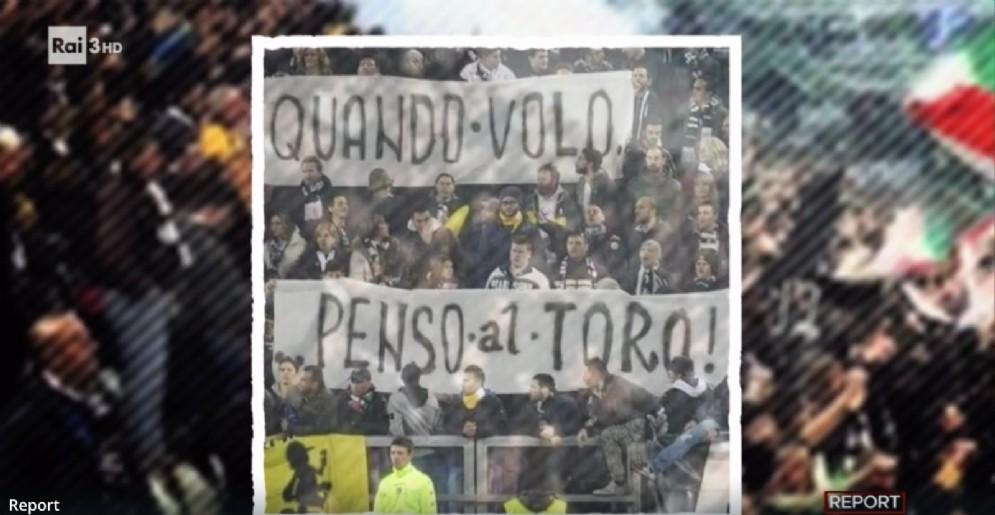 Striscioni contro Superga, la Juve sapeva: «Al derby Agnelli fuori dallo stadio Grande Torino»