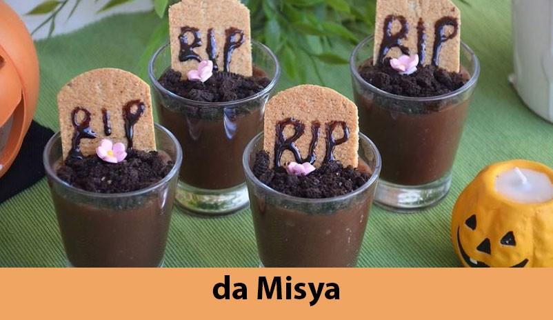 I bicchierini che si trovano sul sito Misya