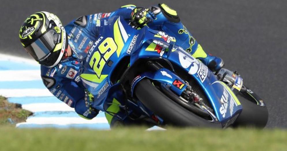 MotoGp in Australia, Iannone il più veloce nelle seconde libere