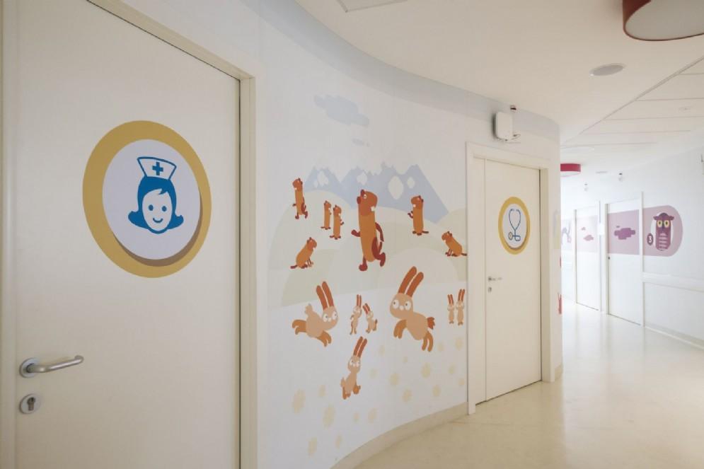 Inaugurato il nuovo pronto soccorso pediatrico del Regina Margherita: è il più grande del Nord Italia
