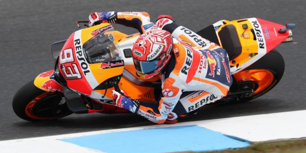 Marc Marquez, nel GP di Australia partirà in pole