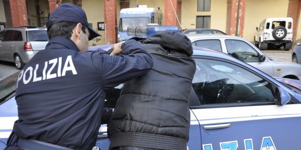 Arresto da parte della Polizia - Immagine di repertorio