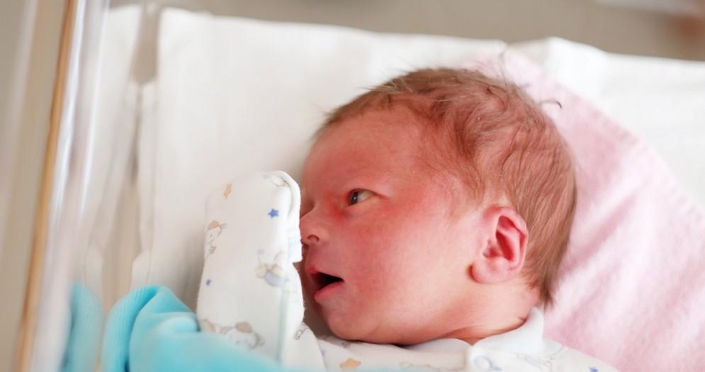 Neonata - Immagine rappresentativa