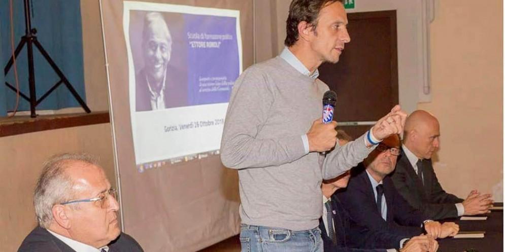 Politica, Fedriga: «La scuola di formazione dedicata a Romoli è eredità delle sue idee»