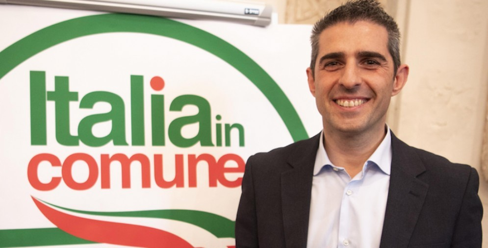 Federico Pizzarotti, presidente di Italia in comune e sindaco di Parma