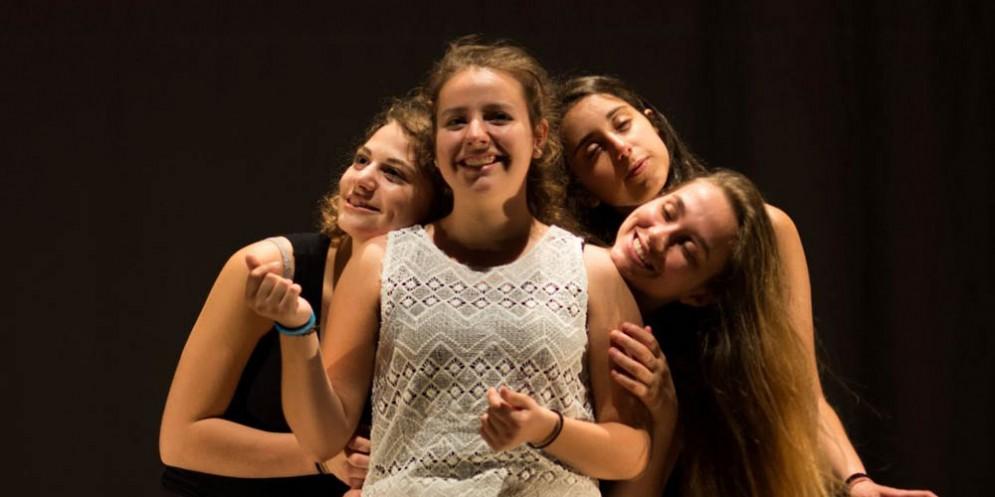 Toutes le femmes en moi al Teatro Benois De Cecco