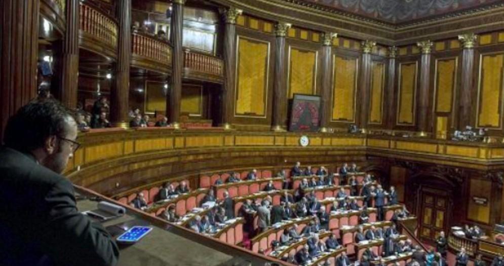 L'Aula di Montecitorio