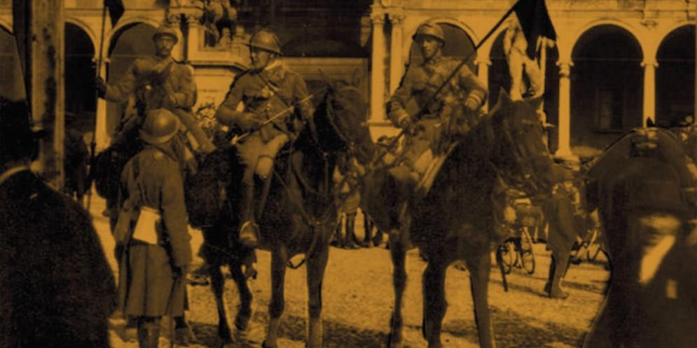 'Le voci ritrovate': la 'parola' ai soldati della Grande Guerra